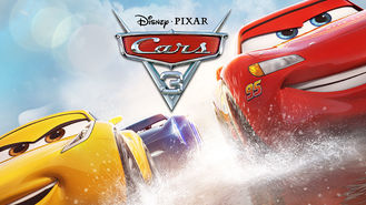 Is Cars 3 on Netflix?